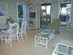 Ocean Dunes Villa 105 - 2 Bedroom 2 Bathroom Oceanfront Flat