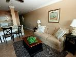 Ocean Dunes Villa 308 - 1 Bedroom 1 Bathroom Oceanfront Deluxe Flat