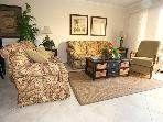 Xanadu Villa B9 - 3 Bedroom 2 and 1/2 Bathroom Poolside Flat  Hilton Head, SC