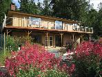 Cedar Field Vacation House on Orcas Island