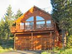 Beautiful Tahoe Donner Home 5 minutes to Golf