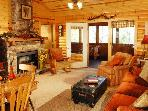 Resort 4BR/BA Cabin: $50/n OFF through May 16th!