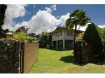 Absolute World Class Home Steps to Hanalei Bay