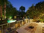 Luxury Mexican Hacienda Mini Estate on 1/2 Acre