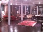 Huge 3000 Sq Ft 4 Bedroom, 2 Bath Chelsea Loft