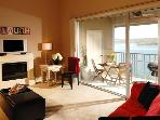 Luxury 3BR/BA Lakefront Condo: $99/n
