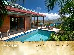Mooncottage: St. John&#39;s Most Romantic Luxury Villa