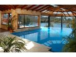 Indoor Swimming Pool & Amazing views!!