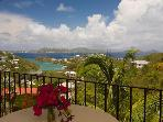 Spacious Cruz Bay Condo w/Ocean Views @ Serendip