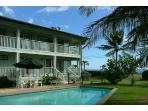 Akialoa Beach Home - Great Ocean View & Pool