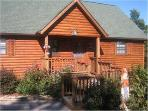 Luxury 2BR/BA Cabin: $175/n-Nov. 25 *INDOOR POOL*