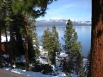 Lake Tahoe Lakefront  Condo w/Panoramic Views