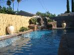 Blocks from Disney w Private pool & Waterfalls!