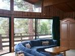 Sunny Cabin w/ Views-Near Lake &amp; Slopes