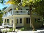 AGAPE HOUSE AND VILLA  Beach front vacation rental