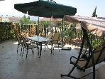 Eilat Luxury Vacation Garden Apartment near Beach
