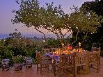 5 br.  Montecito Estate. Beach/Island Views/Pool