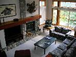 ski in nice Beaver Creek townhome, walk to slopes