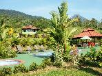 GreenLagoon Arenal Waterfall Villas