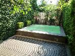 2 bedroom house with  pool in Palermo Hollywood