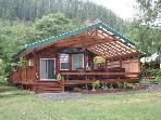 solducriversidecottages  High End Luxury Cabins