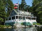 Lakeside Cottage on Maine's Down East Coast
