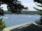 Boothbay Maine Pet-friendly ocean vacation rental
