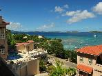 Cruz Bay/Grande Bay:1-2 Br/ Studio; Great Reviews