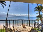 Kanai 302 Direct Oceanfront 2br/2bath