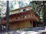 Kamala Kabin: Your home in Sequoia Nat'l Forest