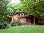 Heart of PA Wilds - secluded 3 BR mountain cabin