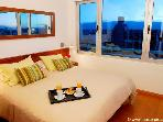 Ultra Luxury Studio with Balcony - POOL - WIFI -