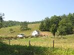 Cottage, Pool,  300 Acres of Blue Ridge Mountains
