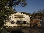 CASITA CARNEROS  Pet friendly wine country cottage