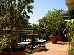 2 bedroom 4-5 PAX terrace + BBQ  Recoleta in BA