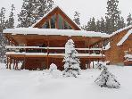 New 2008 built Echo Lake / Sierra at Tahoe Chalet