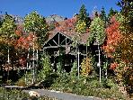 Hidden Forest Luxury Lodge**5 Min Walk to Ski Runs