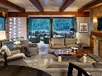 Stunning 3 Bdrm, 3 Bath Penthouse In Telluride, Co