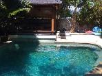 Bali Hawaii, 2,000 sq ft, private pool, by beach