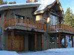 Ski with Warren Miller? Cowboy Heaven Ski-in/out