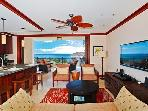 Ko Olina 10th Floor Beach Villa Penthouse (O10S)