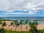 Ko Olina Direct Ocean Front 2-BR, 2 Bath (B6AL)