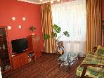 Rent two-rooms apartment in the centre of Odessa