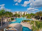 Luxury Windsor Hills Resort, 1 Mile to Disney!!!