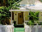 Namaste Key West, a tropical Conch cottage