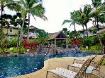 Nihilani at Princeville - Next to the Pool