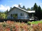 Yellowstone Mountain House w/ detached cabin