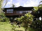 Hanalei Vista - All Cedar Home, Breathtaking Views