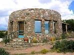 ‪Abiquiu House/ Featured onThe Fine Living Channel‬