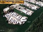 SMUGGLER&#39;S COVE 20FT OF WATERFRONT w/FLOATING DOCK